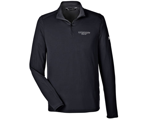XLS+ Mens Under Armour Tech Quarter-Zip