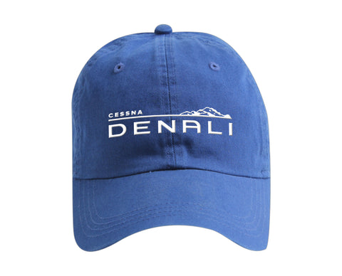 Citation Denali Ahead classic cut vintage twill cap