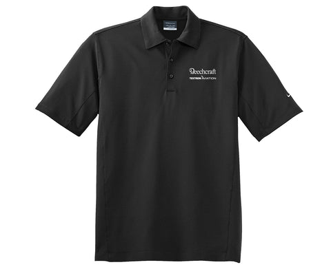 Beechcraft Mens Nike Sphere Dry Diamond Polo