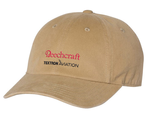 Beechcraft Raglan Wash Hat