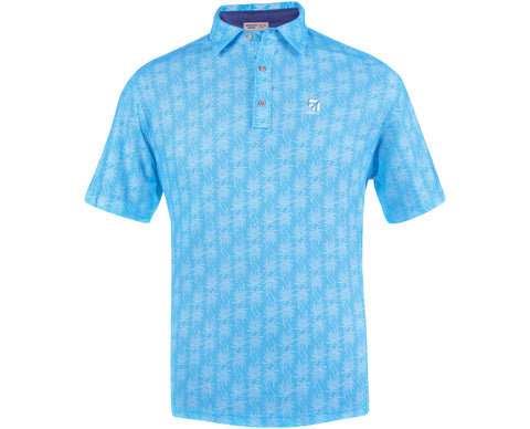 Cessna Mens Bermuda Sands Ellicott Polo