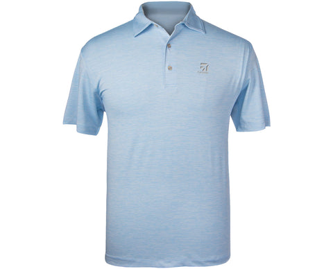 Cessna Mens Bermuda Sands Carlton Polo