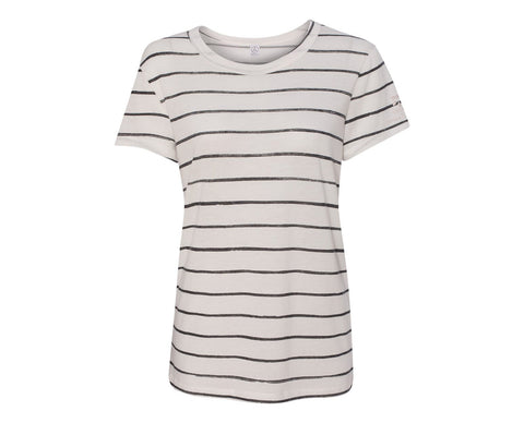 Cessna Ladies Striped Tee