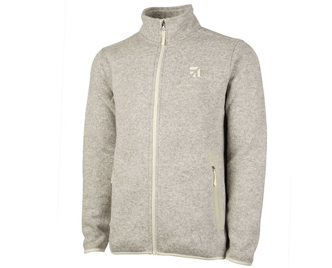Cessna Mens Heathered Fleece Jacket