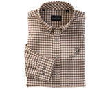Cessna Mens Bobby Jones Highland Gingham Twill Woven