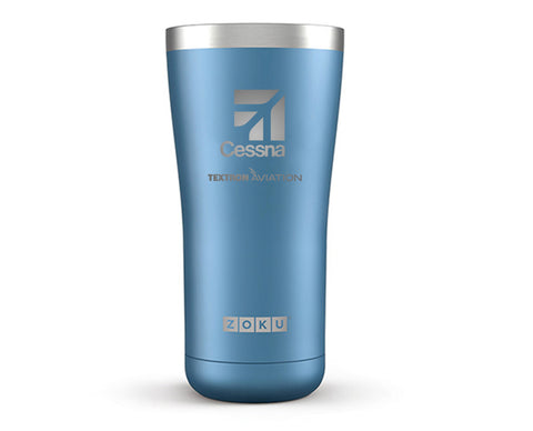 Cessna ZOKU Stainless Steel Tumbler