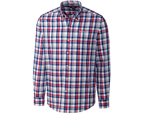 Beechcraft Mens Cutter & Buck Dylan Plaid