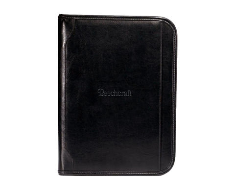 Beechcraft Vintage Leather Padfolio