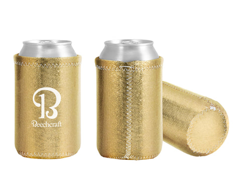 Beechcraft Metallic Neoprene Can Insulator