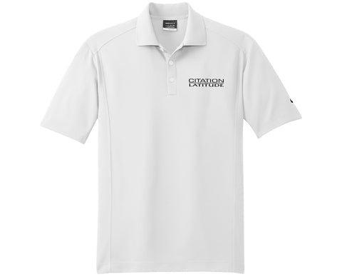 Latitude Nike Golf Dri-Fit Short Sleeve Classic Polo Shirt