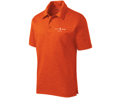 Textron Aviation Mens Contender Polo