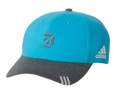 Cessna Adidas Heather Bill Hat