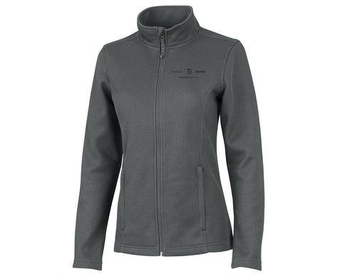 Textron Aviation Ladies Heritage Rib Knit Jacket