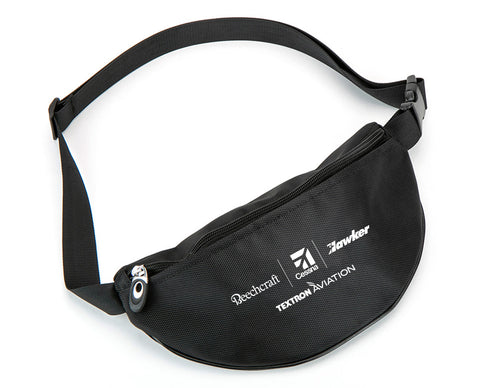 Textron Aviation Crescent Waist Pack