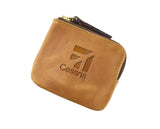 Cessna Earbud Leather Pouch Set