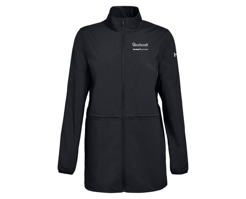 Beechcraft Ladies Under Armour Windstrike Jacket