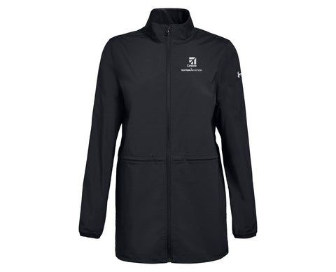 Cessna Ladies Under Armour Windstrike Jacket