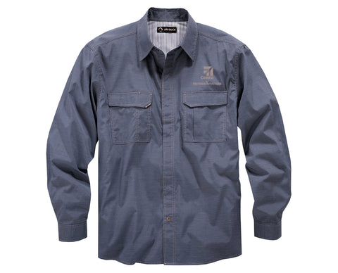 Cessna Mens Dri Duck Field Shirt