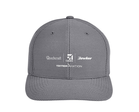 Textron Aviation CownLux Flexfit Hat