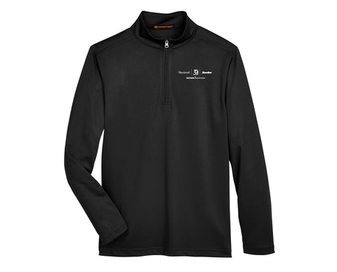 Textron Aviation Mens Advantage Quarter-Zip