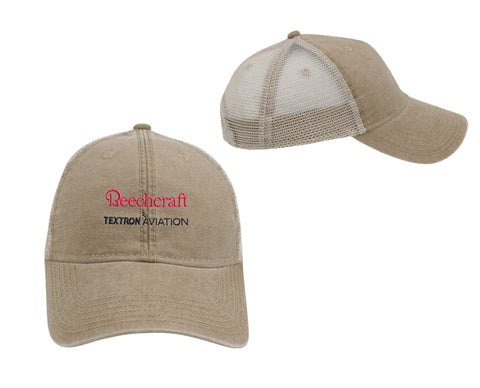 Beechcraft Ahead Every Day Trucker Hat