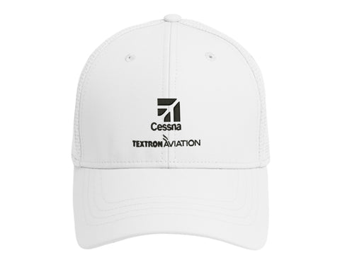 Cessna Ahead Textured Poly Hat
