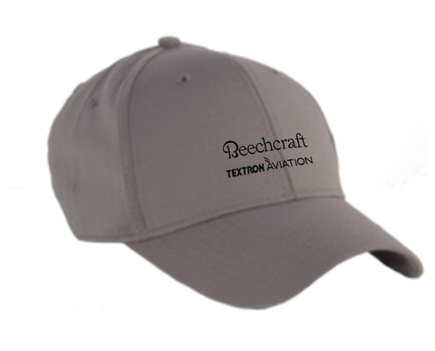 Beechcraft Ahead Reverse Heather Poly Hat