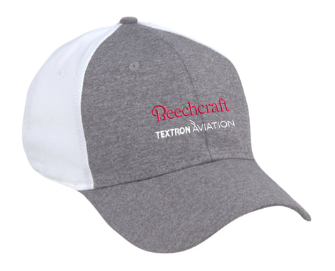 Beechcraft Ahead Heather 2-Tone Hat