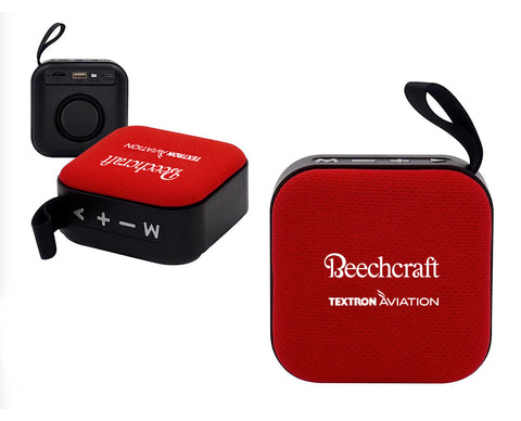 Beechcraft Square Bluetooth Speaker