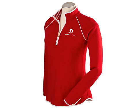 Cessna Ladies Bobby Jones Leaderboard 1/4 Zip