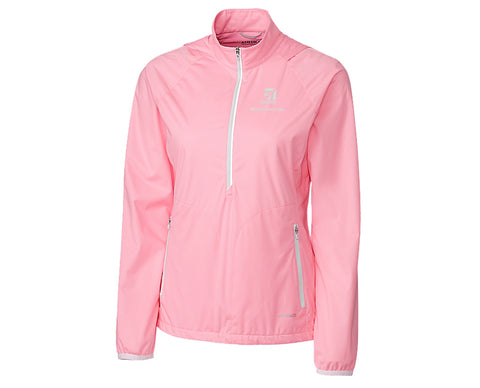 Cessna Ladies Cutter & Buck Rain Windshirt
