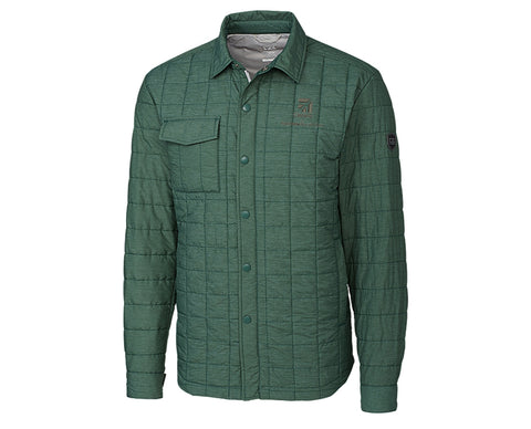 Cessna Mens Cutter & Buck Rainier Shirt Jacket