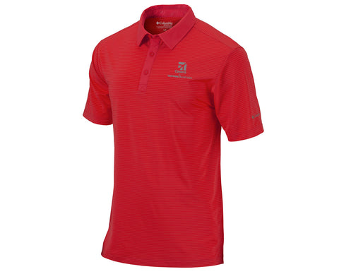 Cessna Mens Columbia Sunday Polo