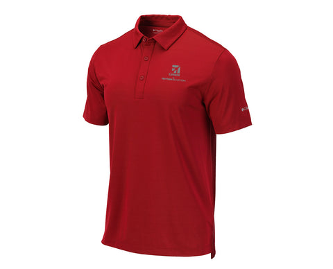Cessna Mens Columbia Zero Power Polo