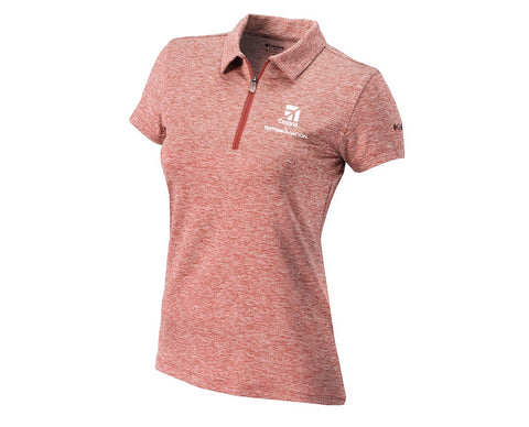 Cessna Ladies Columbia Drift Polo