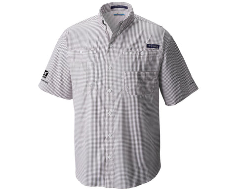 Cessna Mens Columbia Super Tamiami Shirt