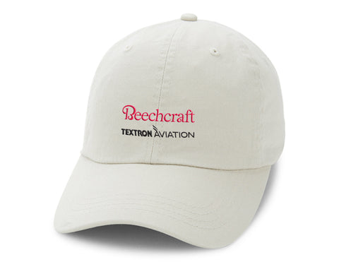 Beechcraft Classic Washed Hat