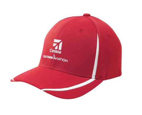 Cessna Flexfit Performance Coloblock Hat