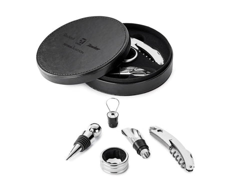Textron Aviation Wine Accessories Set