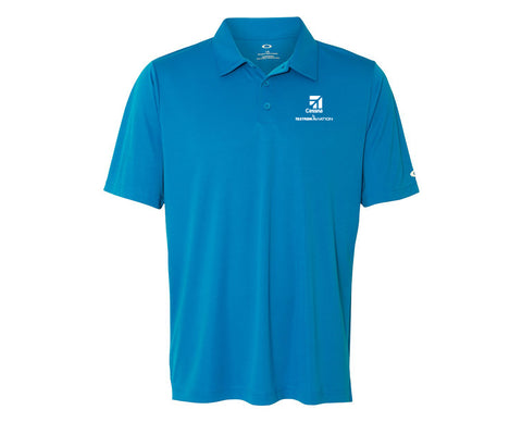 Cessna Mens Oakley Performance Polo