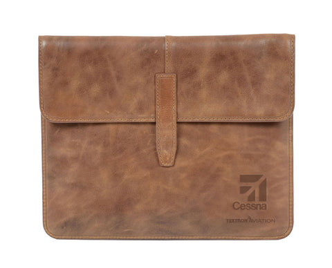 Cessna Leather Tablet Case