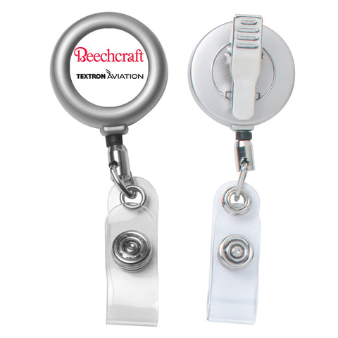 Beechcraft Badge Reel