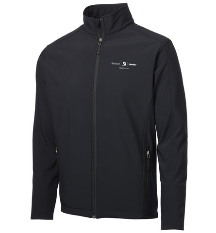 Textron Aviation Mens Soft Shell Jacket