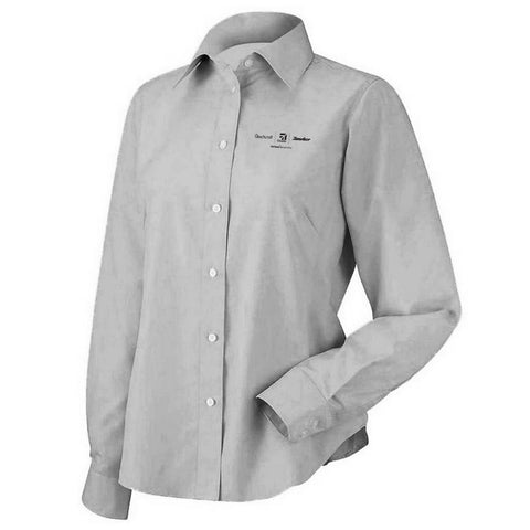 Textron Aviation Ladies Broadcloth Woven