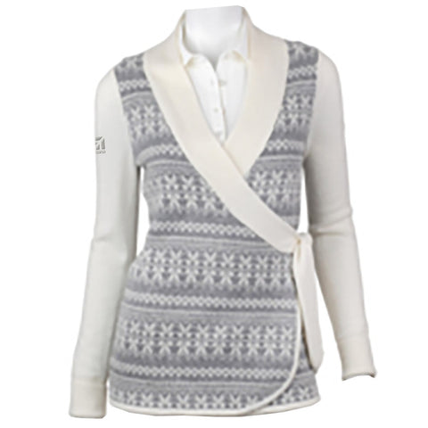 Cessna Ladies Cashmere Wrap Cardigan