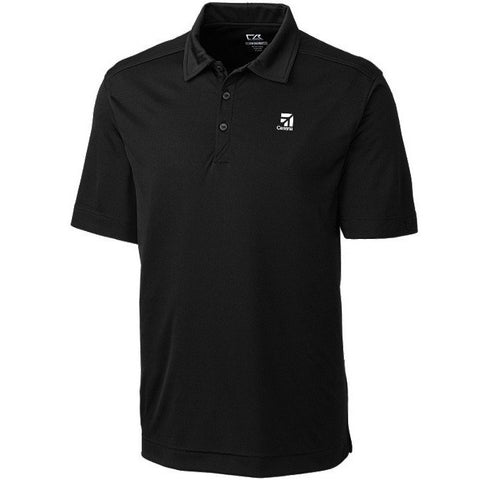 Cessna Mens Cutter & Buck Drytec Northgate Polo