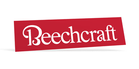Beechcraft Bumper Sticker