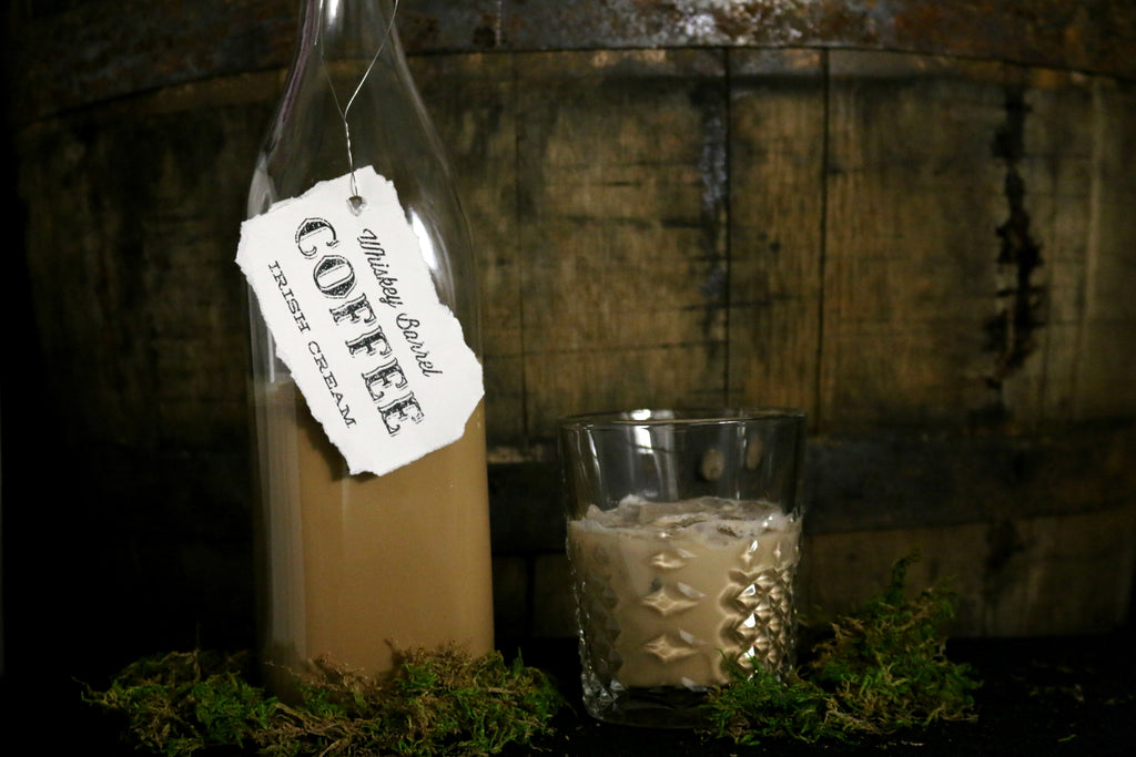 Whiskey Barrel Coffee Irish Cream
