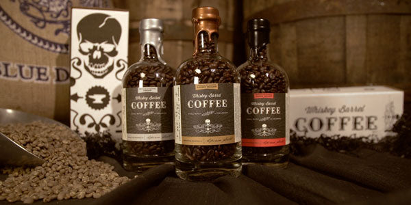 Bottled Whiskey Barrel Coffee