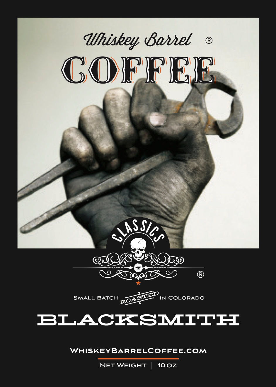 Blacksmith - 10oz